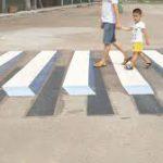 رنگ ترافیکی یا رنگ خط کشی چیست؟