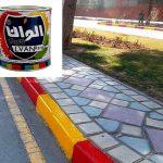 رنگ مخصوص جدول در شیراز