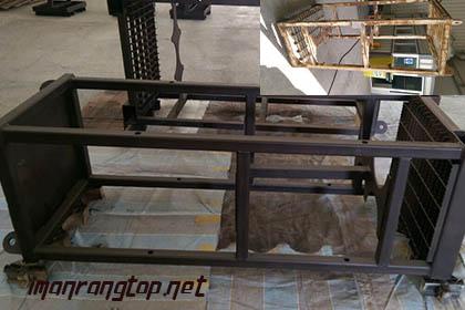پوشش ضد زنگ فلزات