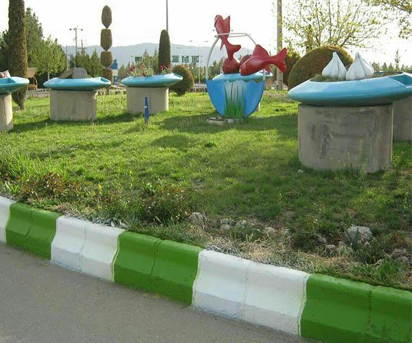 رنگ جدول ترافیکی